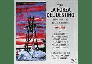 Chor U.Orch.D.Metropol.Opera - La Forza Del Destino  - (CD)