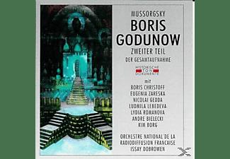 Orch.Nat.De La Radiodiff.Franc - Boris Godunow-Zweiter Teil  - (CD)