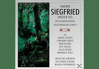 Orch.Sinfonica Della Radio Italiana - Siegfried-Zweiter Teil  - (CD)