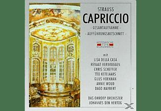 Omroep Orchester - Capriccio  - (CD)