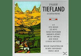 Wiener Staatsopernchor - Tiefland  - (CD)