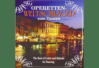 R.H.Müller Und SWF Orchester - Operetten-Weltschlager Zum...  - (CD)
