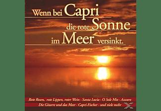 VARIOUS - Wenn Bei Capri Die Rote Sonne  - (CD)