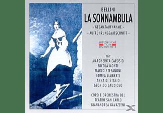 Coro E Orch.Del Teatro S.Carlo - La Sonnambula  - (CD)