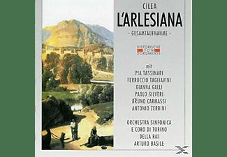 Orch.Sinf.E Coro Di Torino Della RAI - L'arlesiana  - (CD)