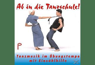Klaus Tanzorchester Hallen - Ab In Die Tanzschule! Vol.1  - (CD)