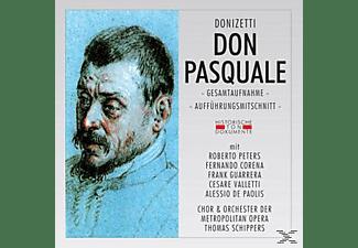 ORCH.D.METROPOL.OPERA N - Don Pasquale  - (CD)
