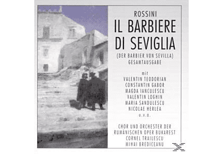 Ianculescu - Il Barbiere Di Siviglia (Ga)  - (CD)