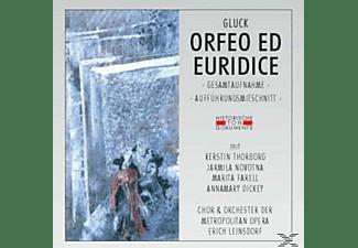 Metropolitan Opera Orchestra & Chorus - Orfeo Ed Euridice (Ga)  - (CD)