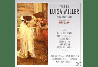 VARIOUS - Luisa Miller  - (CD)