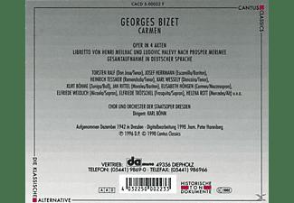VARIOUS - Carmen  - (CD)