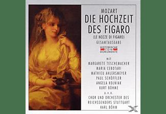 VARIOUS - Die Hochzeit Des Figaro  - (CD)