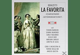 Coro E Orch.Di Torino Della Ra - La Favorita  - (CD)