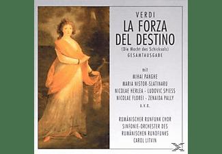 VARIOUS - La Forza Del Destino  - (CD)