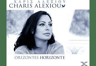 Haris Alexiou - Orizontes - Horizonte  - (CD)