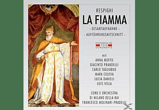 Coro E Orch.D.Milano Della RAI - La Fiamma  - (CD)