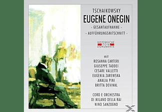 Coro E Orch.Di Milano Della Ra - Eugene Onegin  - (CD)