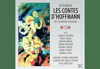 Choeurs Yvonne Gouverne - Les Contes D'hoffmann  - (CD)