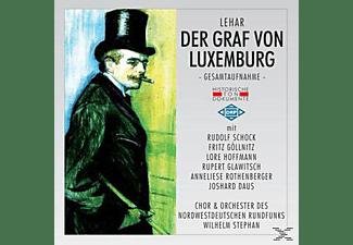 Chor & Orch.Des Nordwestdeutschen Rundfunk Hamburg - Der Graf Von Luxemburg (Ga)  - (CD)
