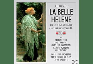 Choeurs Et Orch.Radio Lyrique De Paris - La Belle Helene (Qs)  - (CD)