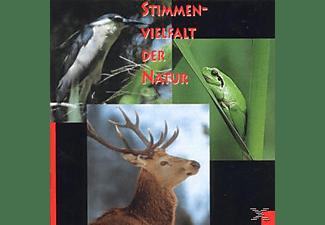 VARIOUS - Stimmenvielfalt Der Natur  - (CD)