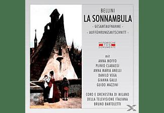 Coro E Orch.D.Milano Della Tel - La Sonnambula  - (CD)