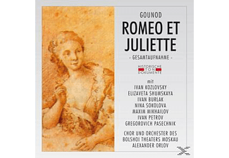 ORCH.D.BOLSHOI THEATERS MOSKAU - Romeo Et Juliette  - (CD)