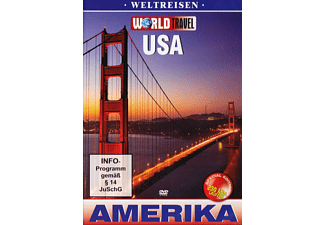 World Travel Reisen - USA DVD
