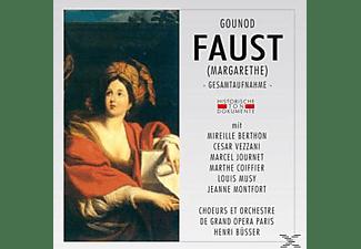 CHOEURS ET ORCH.DE GRAND OPERA PARIS - Faust  - (CD)