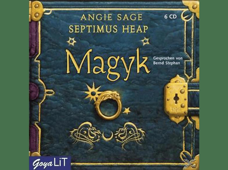 Septimus Heap 1: Magyk - (CD)