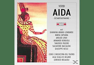 Coro E Orchestra Del Teatro Alla Scala Di Milano - Aida (Ga)  - (CD)