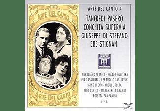 VARIOUS - Arte Del Canto 4  - (CD)