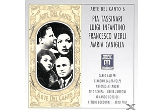 VARIOUS - Arte Del Canto 6  - (CD)