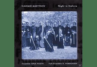 Tatiana Opus Posth./grindenko - Night In Galicia  - (CD)
