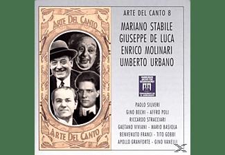 VARIOUS - Arte Del Canto 8  - (CD)
