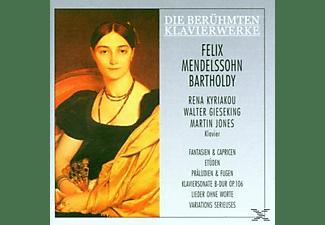 Rena Kyriakou - Bartholdy, Felix Mendelsohn  - (CD)
