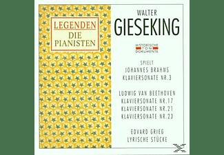 Walter Gieseking - Walter Gieseking  - (CD)