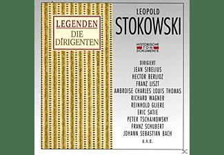 Leopold Stokowski - Leopold Stokowski  - (CD)