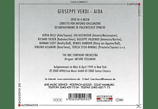 Arturo Toscanini - Aida  - (CD)