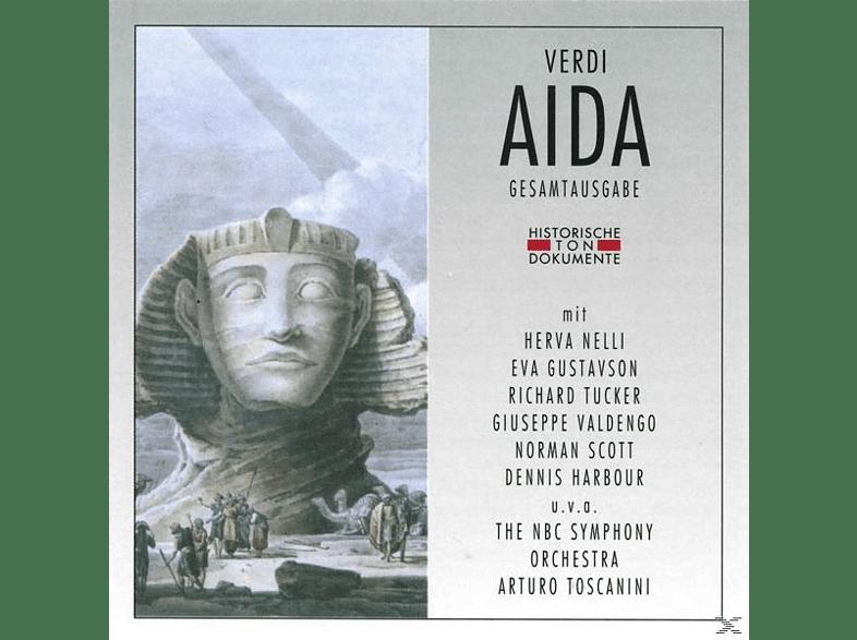Arturo Toscanini - Aida [CD]