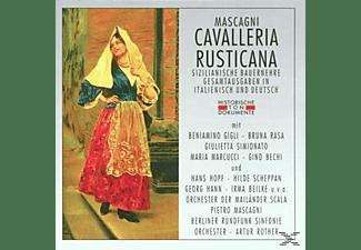 Rsb - Cavalleria Rusticana (Ga, It.&D)  - (CD)