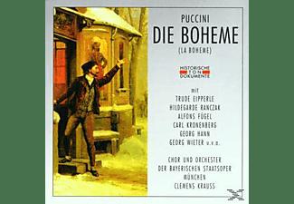 Chor D.Bayr.Staatsoper - La Boheme (Ga, Deutsch)  - (CD)
