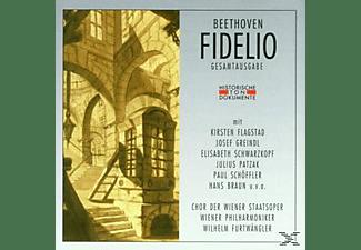Wpo - Fidelio (Ga)  - (CD)