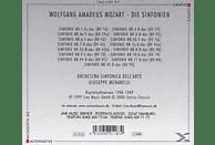 Orchestra Sinfonica Dell'arte - Mozart-Die Sinfonien Teil 1 [CD]