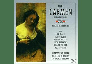 Metropolitan Opera Orchestra & Chorus - Carmen (Ga)  - (CD)