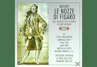 Orch.Sinf.E Coro Di Roma Della RAI - Mozart, W.A.-Le Nozze Di Figaro  - (CD)