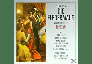 Rias-sinfonie-orchester Berlin - Die Fledermaus (Ga)  - (CD)