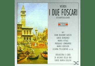 Orch.E Coro Di Milano Della - Verdi, Giuseppe-I Due Foscari  - (CD)