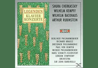 Backhaus - Legenden-Cherkassky/Kempff  - (CD)
