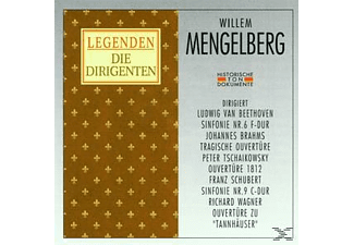 Amsterdamer Concertbegouw Orch - Mengelberg, Willem  - (CD)
